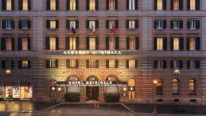 Capodanno Hotel Quirinale Roma 31 dicembre 2021 Cena Djset
