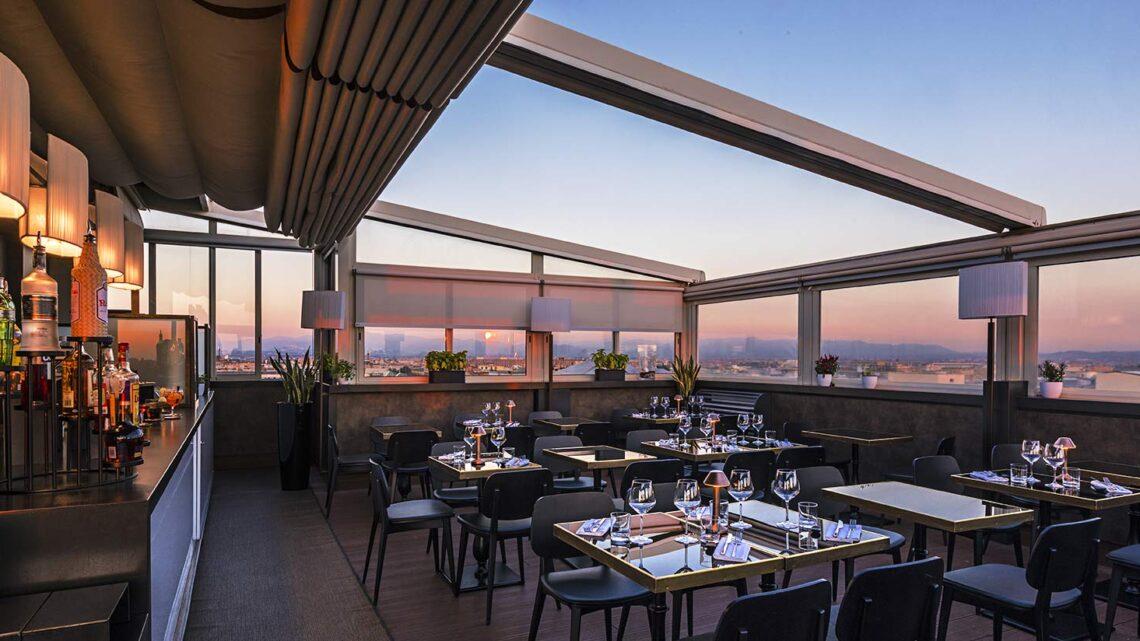Terrazza Cielo Roma sunday 19 Sept Rooftop Party