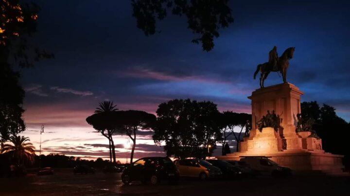 Terrazza Gianicolo sabato 11 settembre Aperitivo Panoramico Roma ♥
