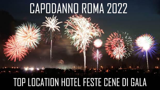 CAPODANNO 2022 ROMA